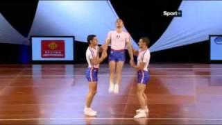 World Championship. Aerobic Gymnastics 2010. Trailer.