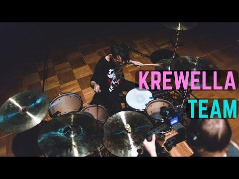 Krewella - Team | Matt McGuire Drum Cover