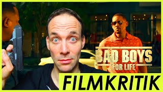 Bad Boys For Life - Review Kritik