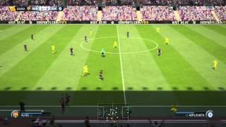Fifa 15 PC gameplay