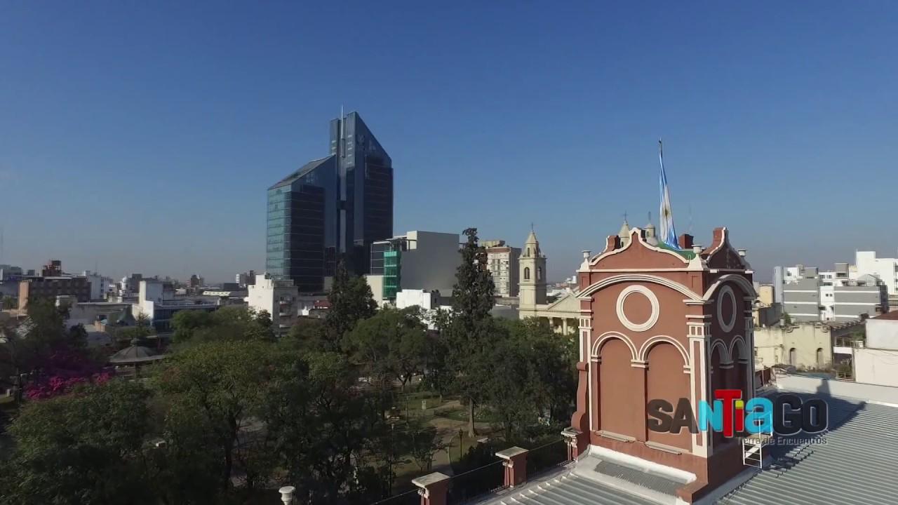 Santiago del Estero como nunca lo viste!!! - YouTube