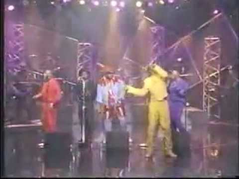 Rude Boys   Written All Over your Face Arsenio Live