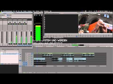 Avid Media Composer - Unterricht 2.2
