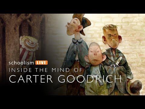 Inside the Mind of Carter Goodrich
