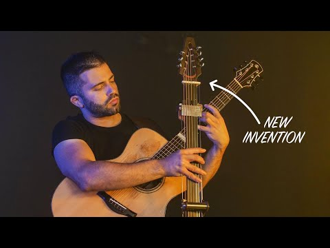 THE BEATLES (While My Guitar Gently Weeps) - Luca Stricagnoli