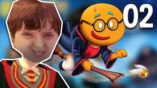 #2 THE FLOOR IS NEVILLE (Harry Potter à l'école des sorciers PS1)