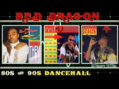Red Dragon 80s  - 90s Dancehall Juggling (Remembering Red Dragon) mix by djeasy