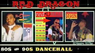 Video Red Dragon 80s  - 90s Dancehall Juggling (Remembering Red Dragon) mix by djeasy download MP3, 3GP, MP4, WEBM, AVI, FLV Januari 2018