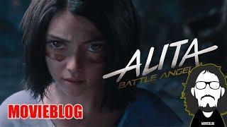 MovieBlog- 652: Recensione Alita- Angelo della Battaglia