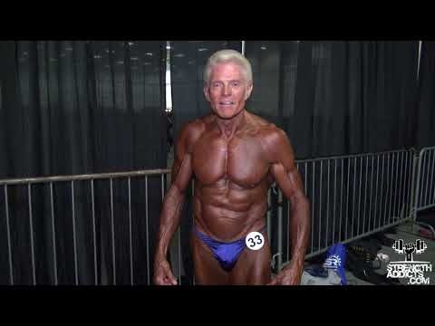 Jack Scow (Competing Since 1974) - 2018 Kentucky Muscle