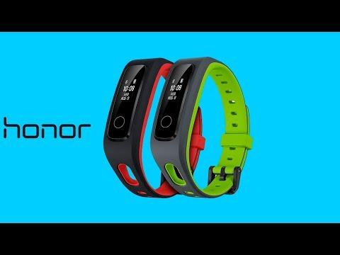 Обзор Honor Band 4 Running Edition - недорогой фитнес браслет!