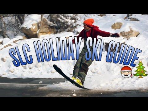 SLC Holiday Ski Guide