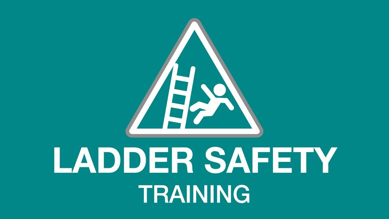 Ladder Safety Training Video Best Ladder 2017
