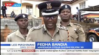 Maafisa wa polisi mjini Kisii wamepata takribani Kshs. 30 milioni ghushi