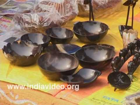 Horn Craft in West Bengal