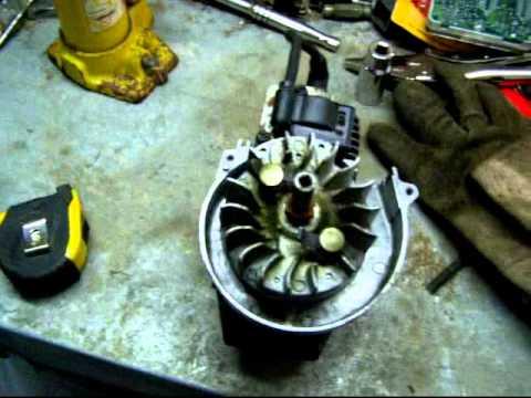 How To Fix Weedwhacker Trimmer Weedeater Flywheel
