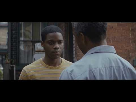"Fences ""Like You?"" Scene Denzel Washington"