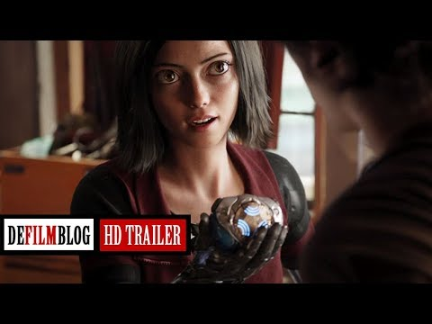 Alita: Battle Angel (2018) Official HD Trailer [1080p]