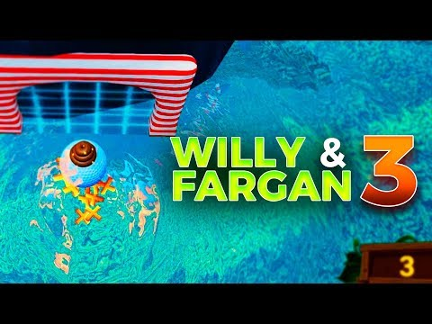 WILLY Y FARGAN 3 👀 Golf It!