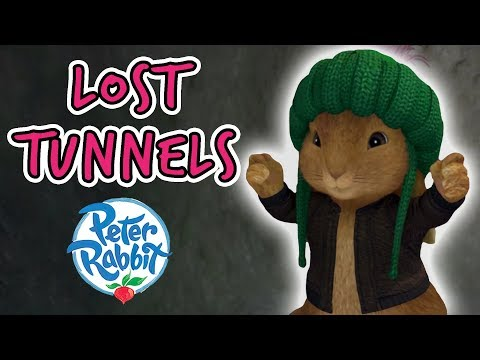 Peter Rabbit - Exploring Lost Tunnels