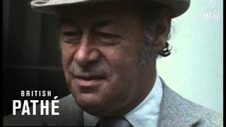 Interview With Rex Harrison  (1969)