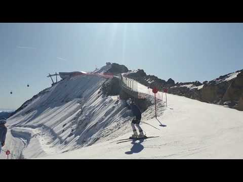 Pitztal Glacier 2019 Ski