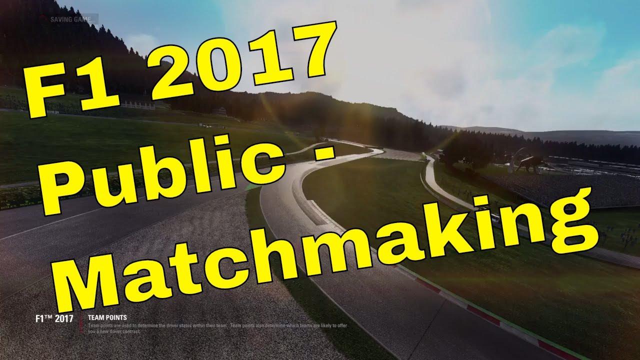 Public matchmaking