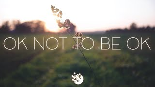 Marshmello & Demi Lovato - OK Not To Be OK (Lost Stories Remix) (Lyrics)