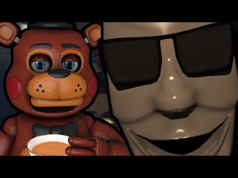 TOY FREDDY PLAYS: Five Nights with Mac Tonight || SPILLING THE TEA ON MYSELF AGAIN!!!
