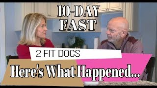 10-Day Fast Results: Here's What Happened