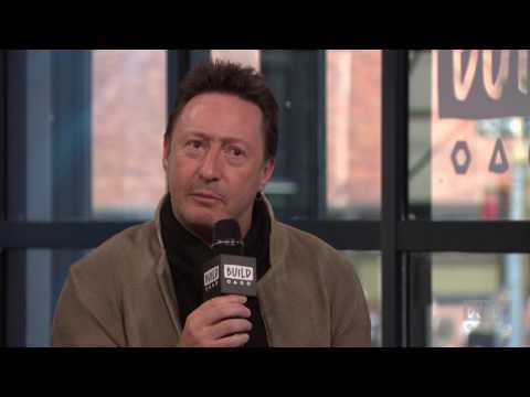"Julian Lennon Discusses His New Book ""Touch The Earth"""
