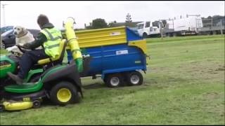 The Grass lads footage by Trevor McCullough at Corries Farm