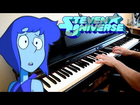 That Distant Shore (Lapis' Song) - Steven Universe Piano Cover