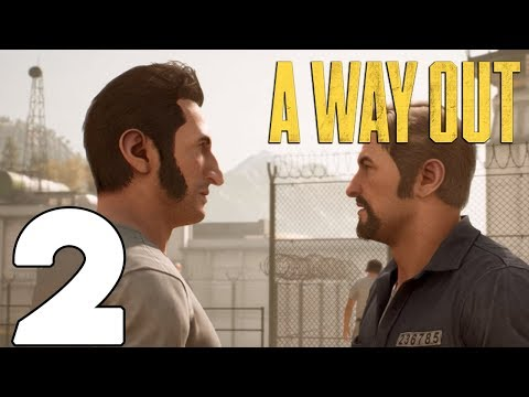 TOILET BUDS | A Way Out Gameplay Let's Play #2 With Northernlion