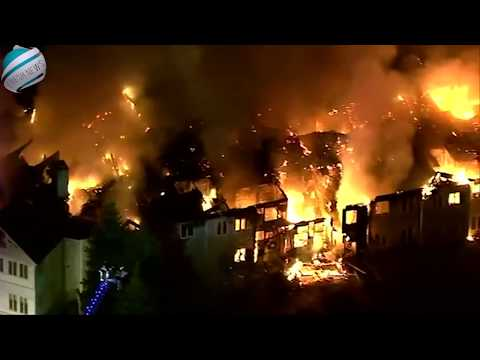 Huge fire destroys senior living facility in Pennsylvania | Breaking News!