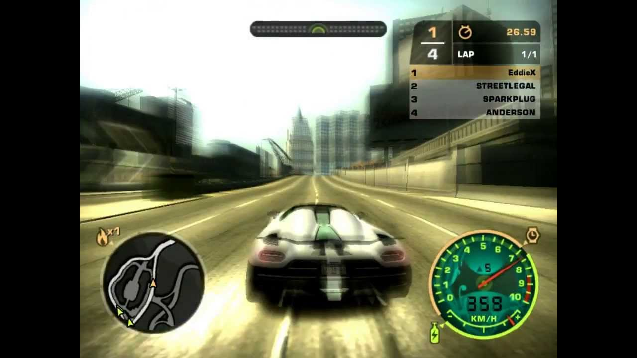 Mods - Need For Speed Most Wanted