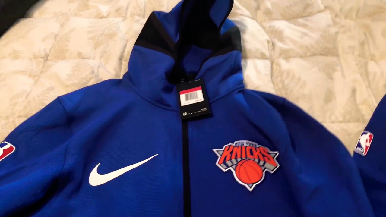 4019442dd2e9 Nike X NBA Showtime Hoodie Review ( Comparison between  150 vs  100 version)