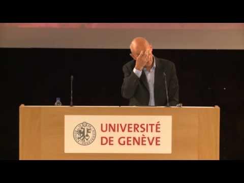 Conférence inaugurale du Global Studies Institute donnée par M. Pascal Lamy