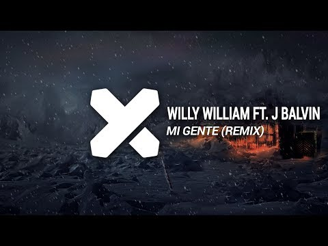 Willy William ft. J Balvin - Mi Gente (ASH...