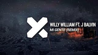 Willy William ft. J Balvin - Mi Gente (ASH Reflip)