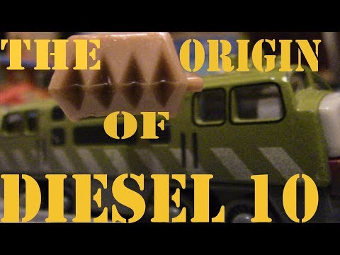 The tales of the NWRails S1 E10 The origin of Diesel 10 (FULL EPISODE)