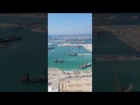Beautiful Dubai – The Palm Jumeirah view