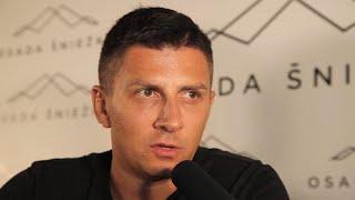 Mateusz Borek o relacji z Adamkiem i jego karierze (wypowiedź z 2016 - przed walką z Moliną)