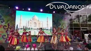 Сорванный урок   урок классического индийского танца как бы сорван в стиле тамильских танцев