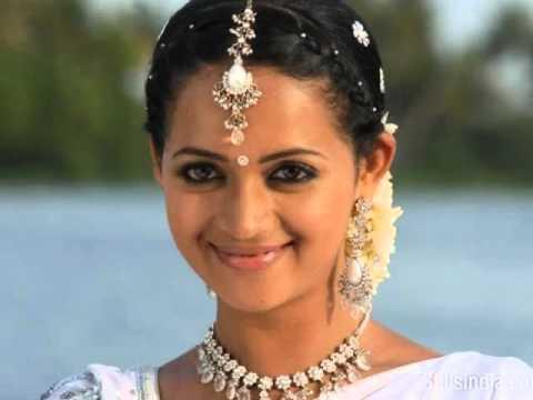 Bhavana in saree youtube bhavana in saree altavistaventures Image collections