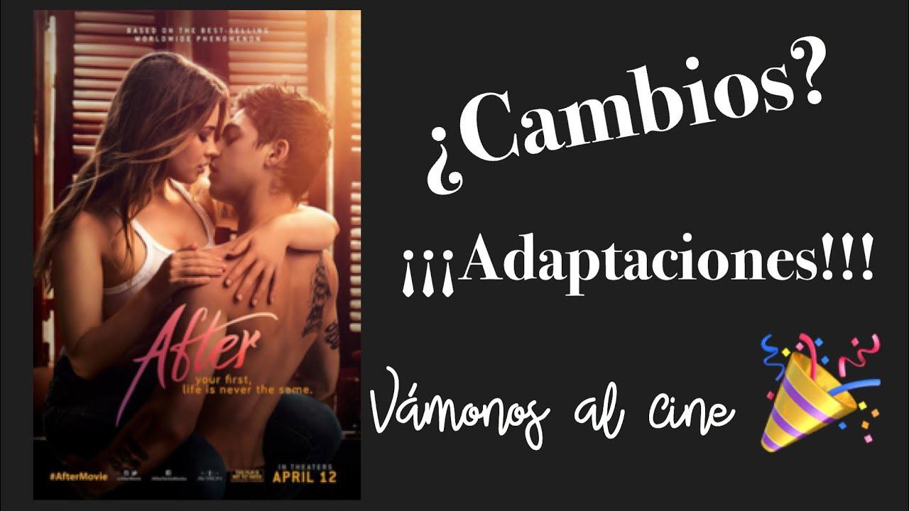 Ver Película After ¡Grandes Cambios! en Español