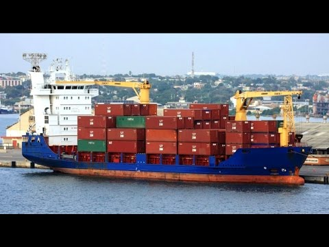 For Sale: 329' CONTAINER SHIP - EUR 3,800,000