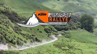 "KTM New Zealand Adventure Rallye ""Coast to Coast"" 2016"