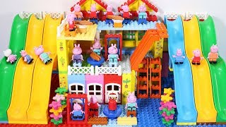 Peppa Pig Lego House Creations Toys For Kids #4