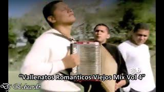 Vallenatos Romanticos Viejos Mix Vol 4 Los Diablitos, Binomio de Oro, Nelson Velasquez Jorge Celedón